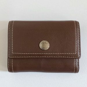 Coach Vintage Brown Wallet